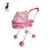 2019 High Steel Mom's Good Helper Foldable Lightweight Baby Stroller With Big Wheels