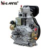 186 10hp G3 taper shaft single cylinder engine for 5KW silent diesel generator