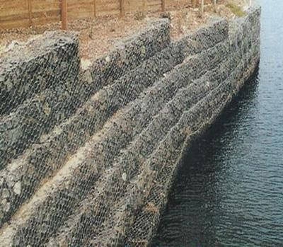 high tensile strength twisted hexagonal gabion box lowest price