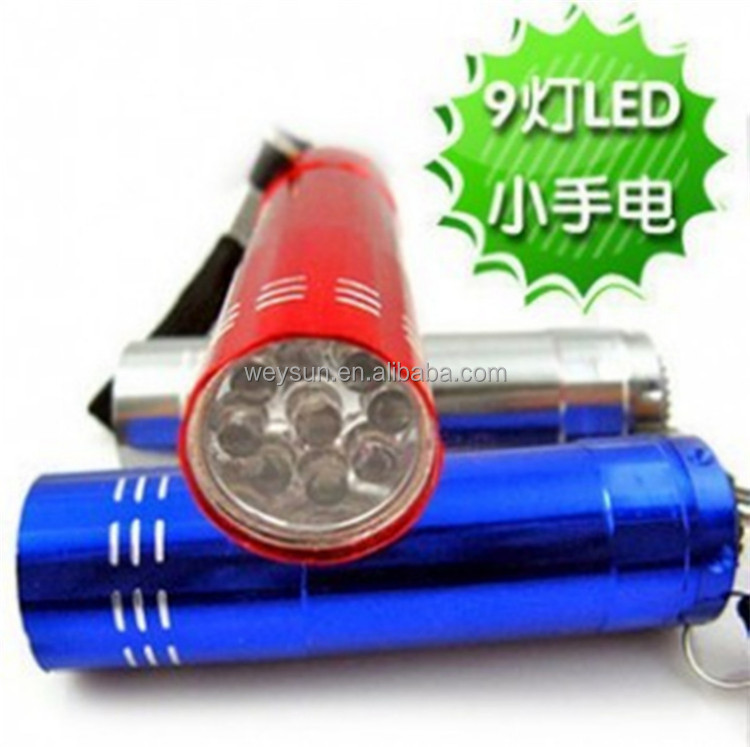 2017 New design LED Aluminum Camping led tactical flashlights