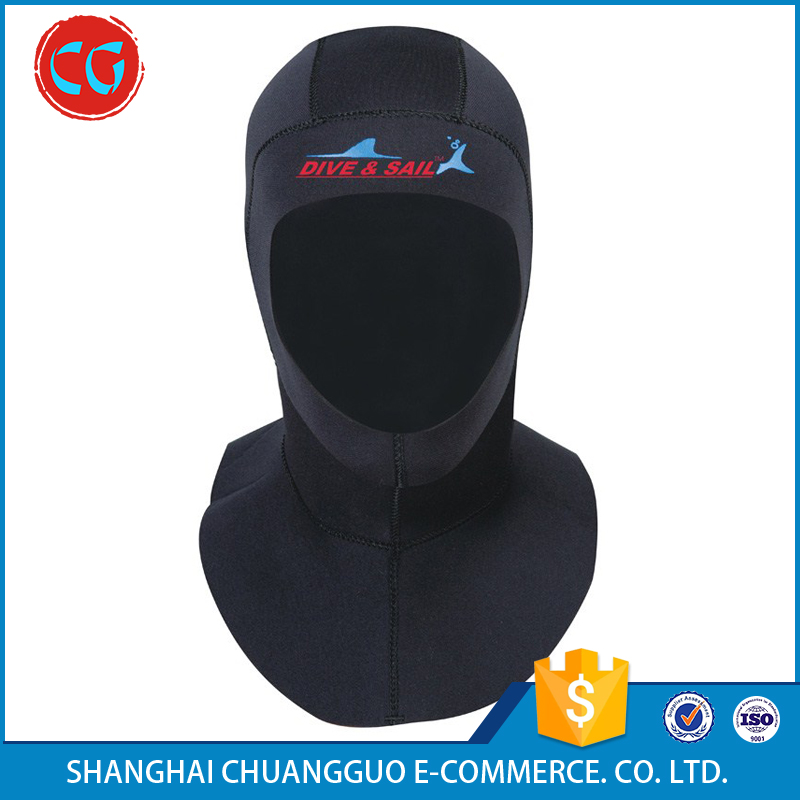 New Design 1Mm Chloroprene Rubber Warm Neoprene Diving Hat