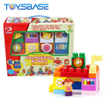 High Quality Changeful Intelligent Set Toy Building Blocks Bricks