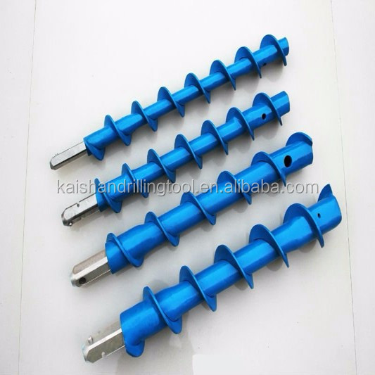 high quality geological core drill pipe drill rod gas drill pipe