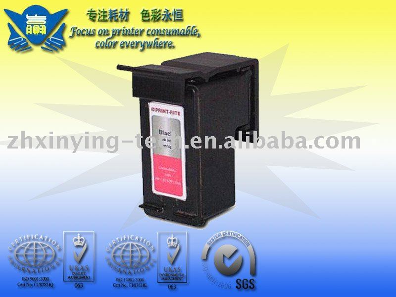 Black Inkjet Cartridge for C8767E (339) BK PIG Suitable for HP Deskjet 5740 6540 6620 6980 9800