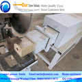 combined equipment automatic wood block making and cutting machine