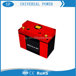 Motorcycle Battery , Motorcycle Dry Charged Battery , 12N7L-BS MF Battery