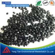 Virgin & recycle PE High blackness Carbon Black Masterbatch for plastic