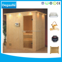 Factory Directly Sell Sauna And Steam Room 8 Person
