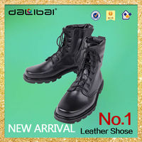 DALIBAI brand pu sole design army boots and safety protective shoes