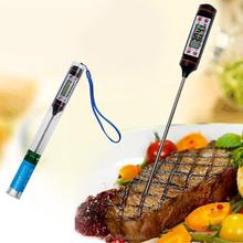 Wholesale Good Cooking Tool Digital Fast Reading Meat Thermometer With Battery