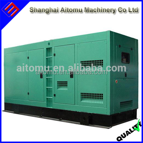 Hot Sale 30kw trailer genset with low price