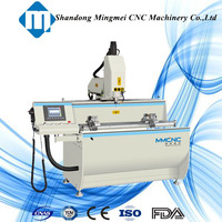 Aluminum cnc machining center/upvc window machinery for sale/CNC Drilling milling machine