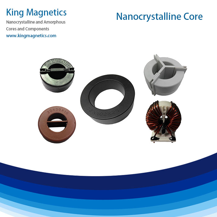 Amorphous Power EMI Choke Coils with Toroidal core, Different Sizes are Available