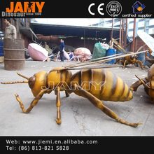 High Simulation Insect Model of Animatronic Bee