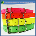 Make in China Alibaba Colorful Eco-Friendly Nylon Dog Collars