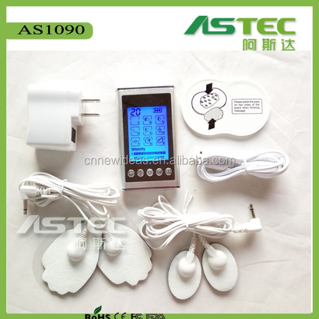 new portable tens electronic pulse massager