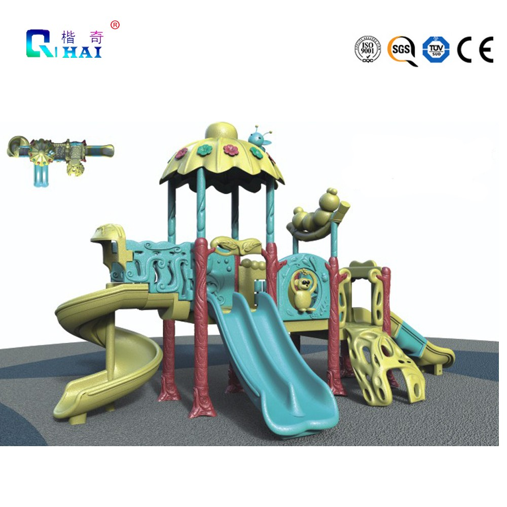 Kindergarten Soft Slide To Pre-Schools Play Ground <strong>equipment</strong> For Kids