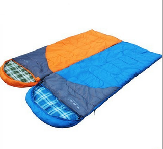 outdoor camping waterproof envelope sleeping bag