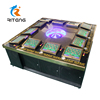electronic casino slot gambling round table roulette machine