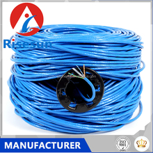 UTP Cat 6 network cables for tele communication