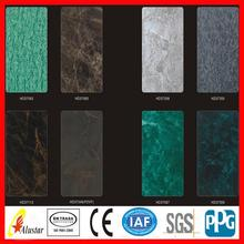 Over 15 years experience ss brush color aluminum composite panel with high quality