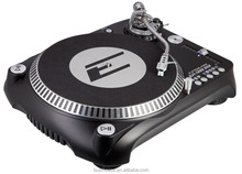 EPSILON DJT-1300 USB REC DJ Turntable for scratch with detachable head shell and both Phono / Line Output.