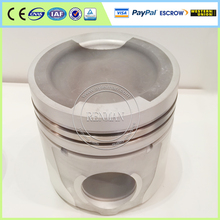 High performance QSK45 engine part 3629731 3803530 steel cylinder piston