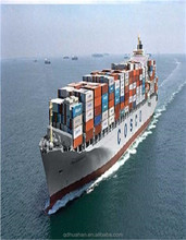 Consolidation Sea Freight /Door to Door delivery service from China to South Asia