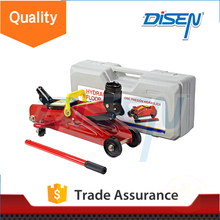 container mechanical hand operated screw hydraulic floor jack