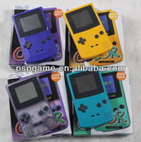 Pocket game console for GameBoy Color