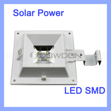 Waterproof LED Wall Light Energy Saving Garden Solar Light