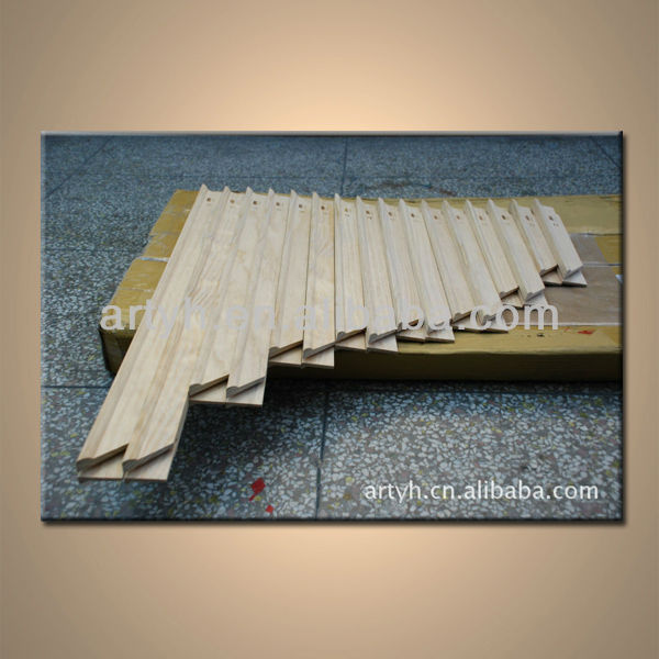 Wholesale High Quality Pine Stretcher Bars For Canvas