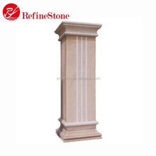 chinese gate square roman pillar design