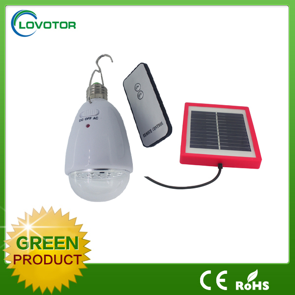 lovotor selled solar power novelty lights with optional remote control