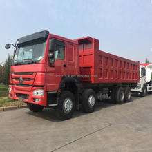 right hand drive 12 wheeler tipper truck for sale in Zambia
