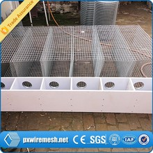 steel wire cage for mink ,farming mink cage for sale