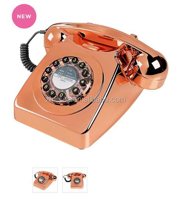 Rotary telephone Vintage telephone hot selling in in Europe cheaper and high quality make in china
