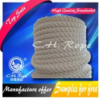 strong strength 12strand polyester raffia rope braided string
