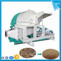 Industry wood crusher machine producing sawdust for furniture/ building