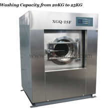 20kg commercial bed sheets washer