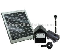Outdoor DC Aquarium Solar Water Pump Cover