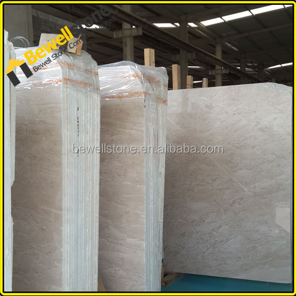 Importer of kalkun lantai marmer beige, lightest beige marble from Oman