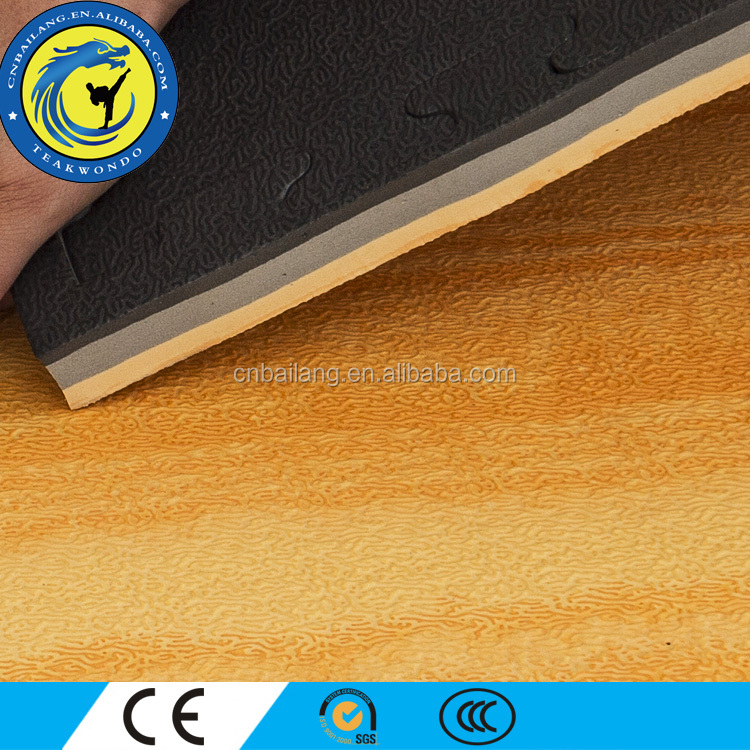 Top Selling Double Side Eva Martial Arts Floor Mat