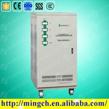 CE ROHS approved 90KVA 100 KVA automatic three phase 3kva-100kva automatic voltage regulator