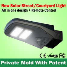 Good price street light with solar 80 watts with low price