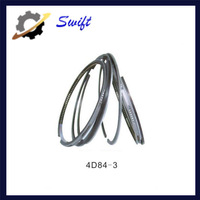 Crawler Excavator Cast Iron Steel 4D84-3 Engins Piston Ring