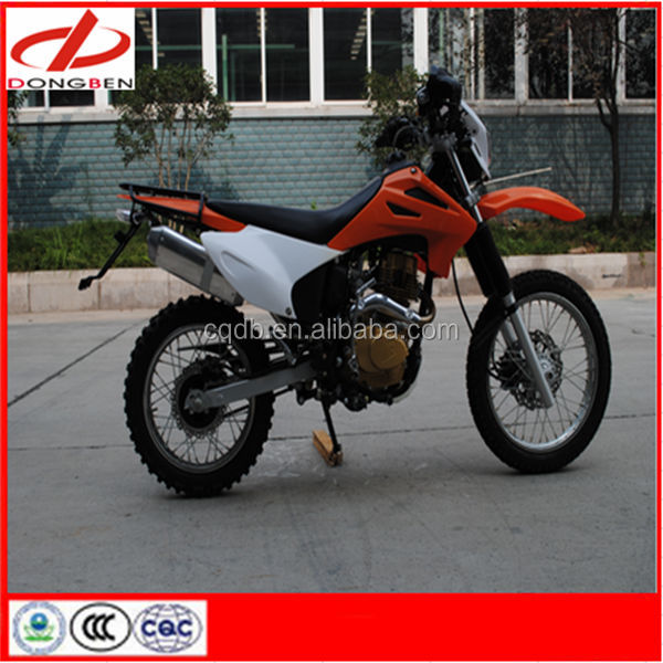 China manufacturer 150cc 250cc Dirt Motorcycle For Sale