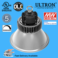 UL DLC 240W industrial lighting high LED high bay