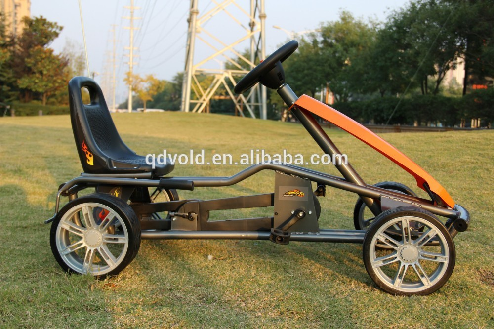 4-wheel drive kids pedal go karts for sale