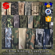 Sell Raw Military uniform twill fabric camo Fabric rip stop blue navy for ACU BDU